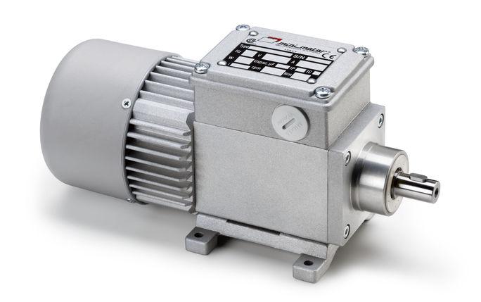 Minimotor aandrijftechniek AC serie