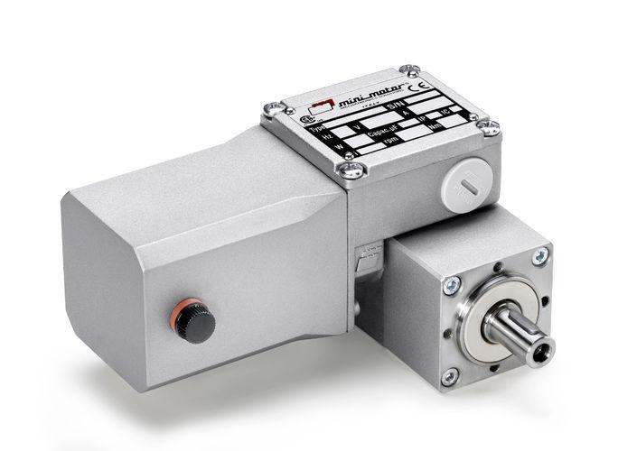 Minimotor aandrijftechniek BCE2000-12-24 serie