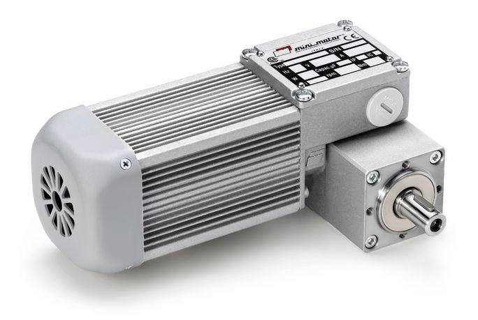 Minimotor aandrijftechniek BCE2000 serie
