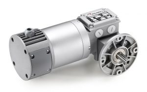 Minimotor aandrijftechniek MCCE serie