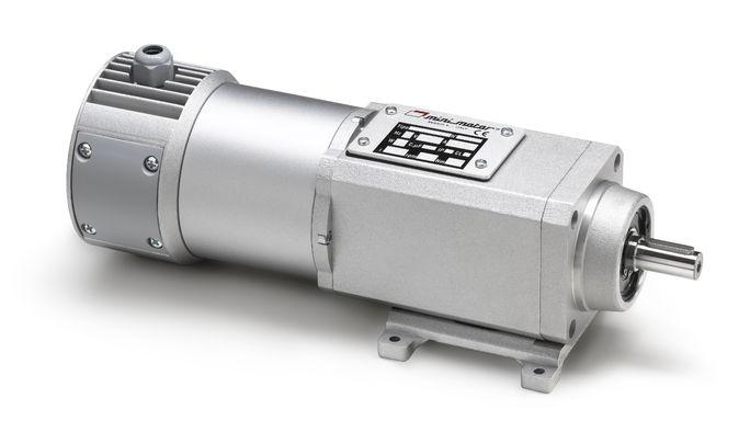 Minimotor aandrijftechniek PAC serie