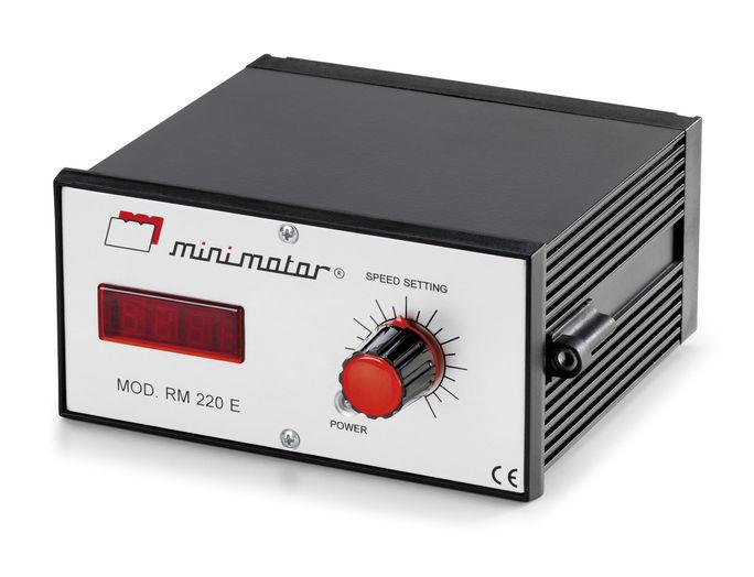 Minimotor aandrijftechniek RM-220 serie