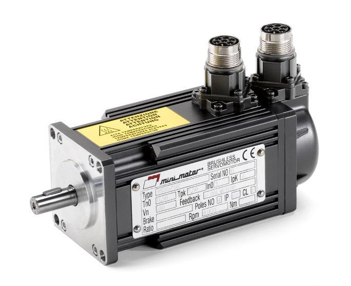 Minimotor aandrijftechniek servomotor BS55