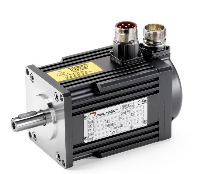 Minimotor aandrijftechniek servomotor BS80
