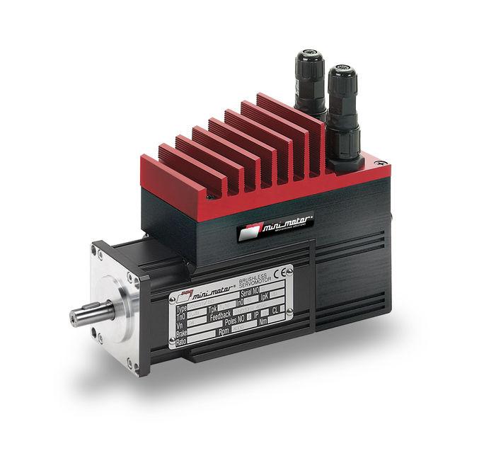 Minimotor aandrijftechniek servomotor DBS