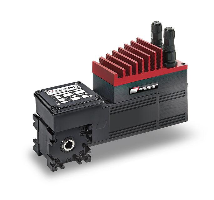 Minimotor aandrijftechniek servomotor MCDBS