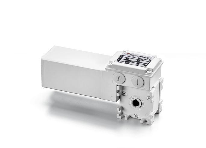 Minimotor aandrijftechniek aluminium IP67 MCF