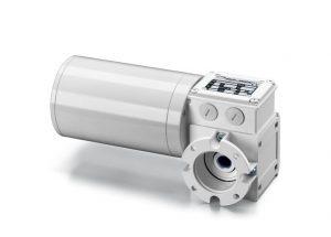 Minimotor aandrijftechniek aluminium IP67 PCF