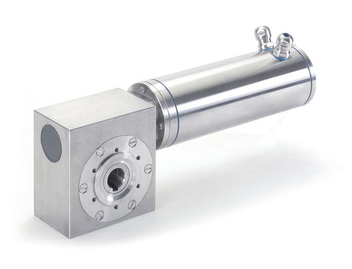Minimotor aandrijftechniek RVS IP69K SXCFSS