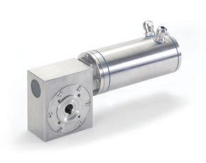 Minimotor aandrijftechniek RVS IP69K XCFSS
