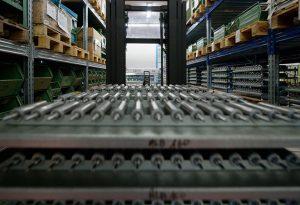 Minimotor aandrijftechniek verpakkingsindustrie