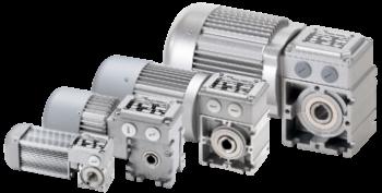 Minimotor aandrijftechniek wormwielreductoren